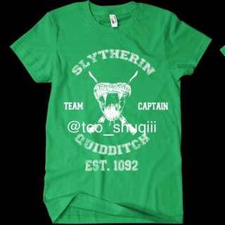 NEW Instock: SLYTHERIN Harry Potter T-Shirts!!!