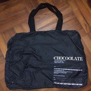 Chocoolate 特大容量環保袋
