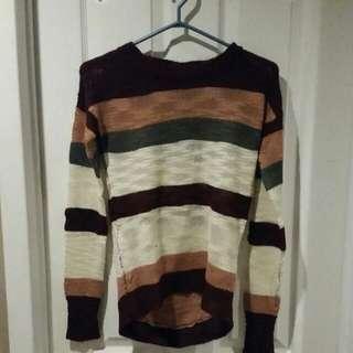 Ardenes small Striped Sweater