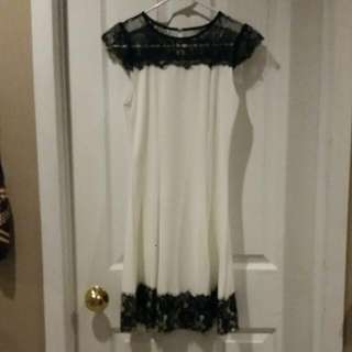 Tight Fit Top Shop Small Dress