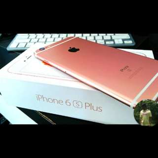 IPHONE 6s+ Rose Gold 128gb