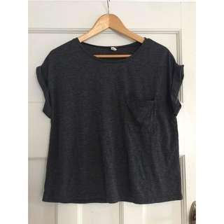 Spare Brand Grey T-shirt