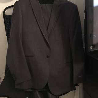 Mens Vara Wang Suit Brand New