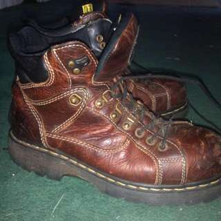 Nice Dock Martin Boots Size 10