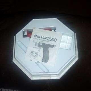 Piercing gun set