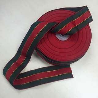 聖誕 絲帶織帶 Christmas Ribbons $2 per meter