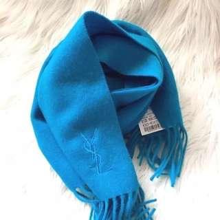 Ysl 羊毛圍巾