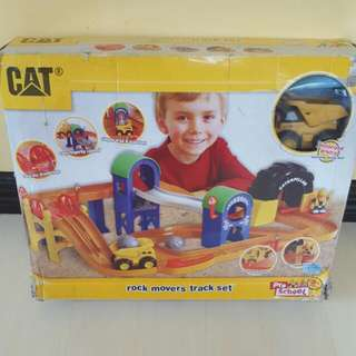 CAT Rock Movers Track Set