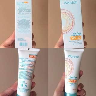 Wardah Suncare Sunscreen