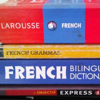 French Language Books Package