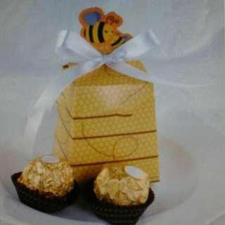 Bee Candy Box