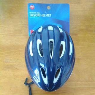 NWT Blue Bike Helmet