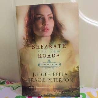 Separate Roads (book 2) By J. Pella & T. Peterson