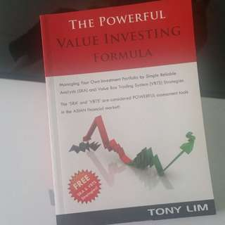 The Powerful Value Investing Formula Book