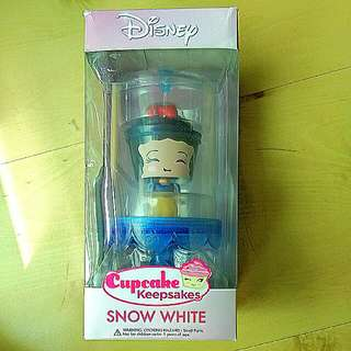Disney Cupcake Keepsakes Snow White