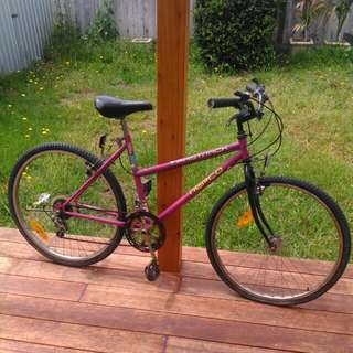 Used Pink Women's/Teen's Bike
