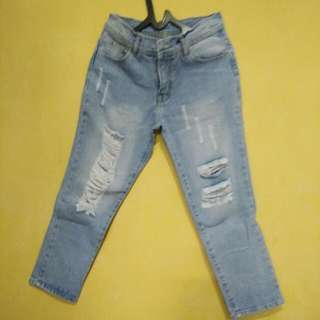 Jeans 1/4