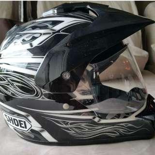 Shoei multi-purpose helmet