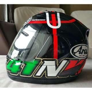 Original Arai RX7 rr5 fullface helmet