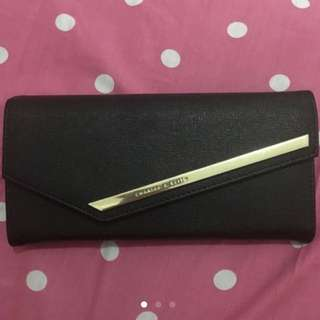 Charless & Keith Black Wallet
