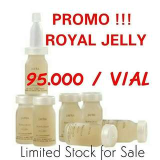 ROYAL JELLY LIFT CONCENTRATE JAFRA