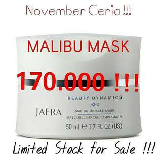 JAFRA MALIBU MIRACLE MASK