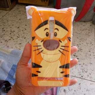 Case Tiger Asus Zenfone 2 Ze551ml Dan Ze550ml 5,5 Inchi