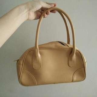 Mini Cream Bag