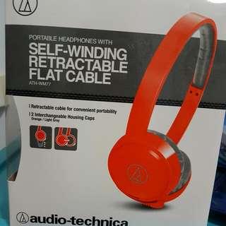 BNIB Self-winding Retractable Flat Cable