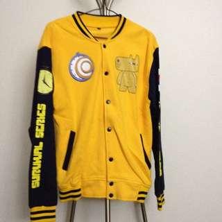 running man jacket survival edition