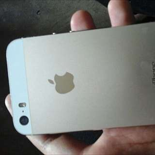 Iphone 5s Gold My Set 16gb