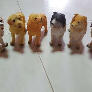 Dogs Figurine