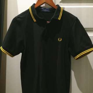 Authentic Fred Perry Polo. Slim Fit Size Medium