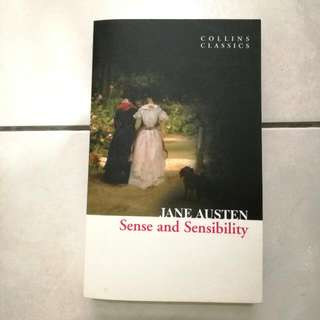 Jane Austen Sense & Sensibility