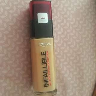 L'Oréal Infallible 24H Stay Fresh Foundation
