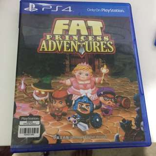 Fat Princess Adventure 中英文