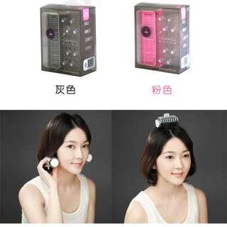 全新 盒裝 正品 韓國 TINAROLL USB 充電式 髮捲 空氣 瀏海 捲髮器 整髮 1入+ USB線