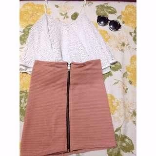 Skirt Zipper