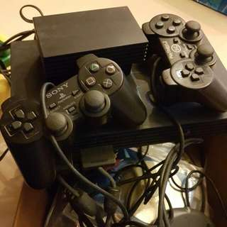 PS2 Set (Workable) $50
