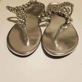Wittner Jewelled Sandals