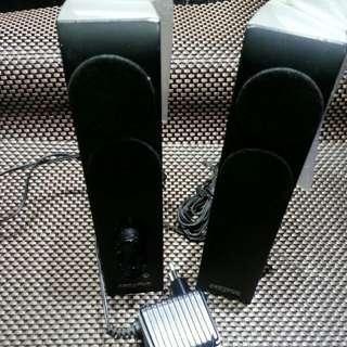 Faulty Desktop Speaker