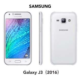 Galaxy J3 (2016)白