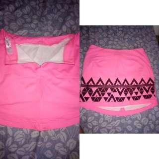 Gaudi Skirt Pink