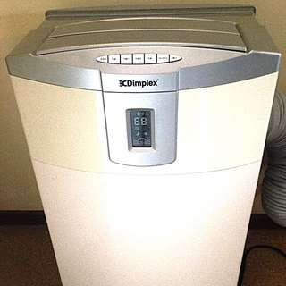 Refrigerated reverse cycle air conditioner