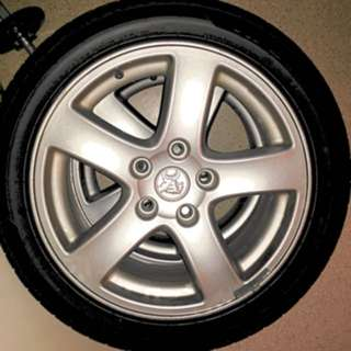 Vx ss rims and tyres
