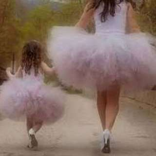 Mummy And Daughter Tulle Tutus