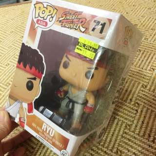 Street Fighter Pop Asia RYU 71
