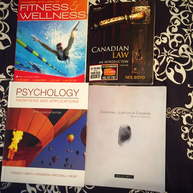 1st Year Justice Studies Textbooks