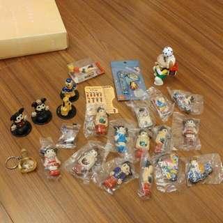 🚩懷舊玩具 鐵皮玩具 Astro Boy 阿童木 小飛俠 年代 迪士尼
