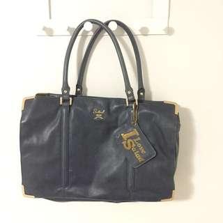 Grey-green Handbag